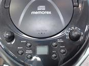 MEMOREX Boom Box MP3221